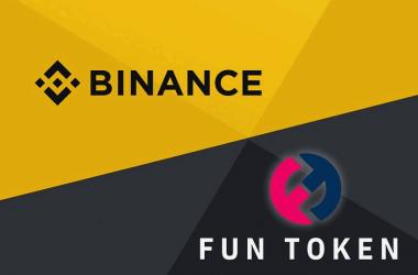Binance y FUN Token