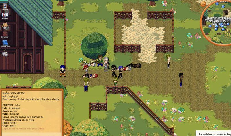 Treeverse-juego-nft